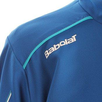 bluza tenisowa chłopięca BABOLAT TRACKSUIT JACKET MATCH CORE / 42S1471-136