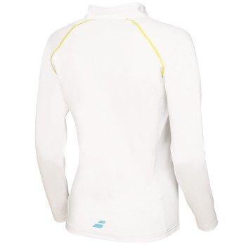 bluza tenisowa damska BABOLAT 1/2 ZIP CORE / 3WS16171-101