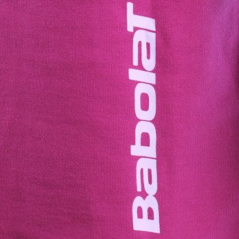 bluza tenisowa damska BABOLAT SWEAT HODDIE CORE / 41F1688Y-222