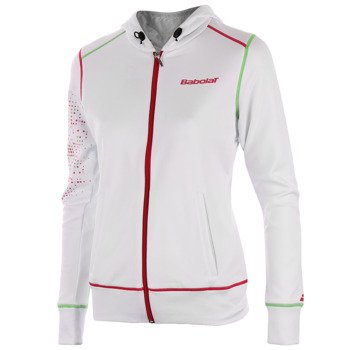 bluza tenisowa damska BABOLAT SWEAT MATCH PERFORMANCE / 41S1507-101