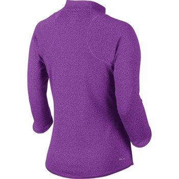bluza tenisowa damska NIKE BASELINE 1/2 ZIP TOP / 546075-584