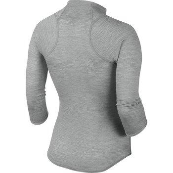 bluza tenisowa damska NIKE WOOL HALF ZIP / 631626-063