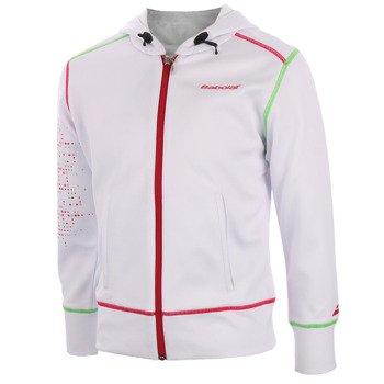 bluza tenisowa dziewczęca BABOLAT SWEAT MATCH PERFORMANCE / 42S1546-101
