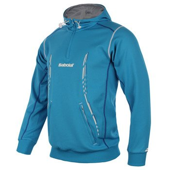 bluza tenisowa męska BABOLAT SWEAT MATCH PERFORMANCE / 40S1407-136