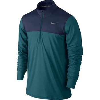 bluza tenisowa męska NIKE HALF-ZIP LONG SLEEVE TOP / 596599-320