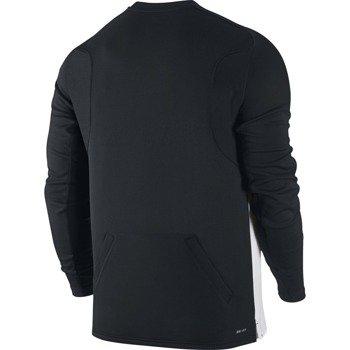 bluza tenisowa męska NIKE PRACTICE LONGSLEEVE CREW / 685323-010