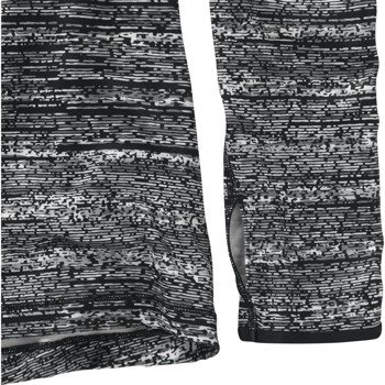bluza termoaktywna damska NIKE PRO WARM STATIC HALF-ZIP / 684992-065