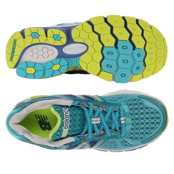buty do biegania damskie NEW BALANCE W860BY4