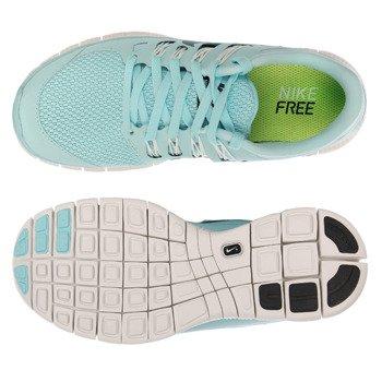 buty do biegania damskie NIKE FREE 5.0+ / 580591-431