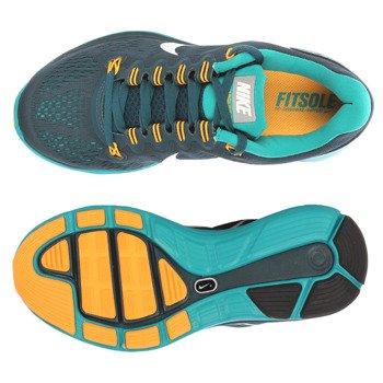 buty do biegania damskie NIKE LUNARGLIDE+ 5 / 599395-301