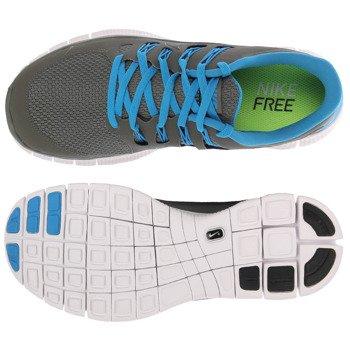 buty do biegania męskie NIKE FREE 5.0+ / 579959-004