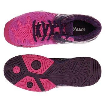 buty tenisowe damskie ASICS GEL-RESOLUTION 6 / E550J-3537