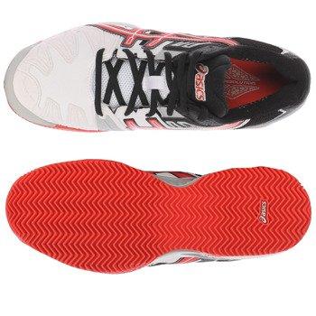 buty tenisowe męskie ASICS GEL-RESOLUTION 5 CLAY / E302Y-0123