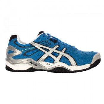 buty tenisowe męskie  ASICS GEL-RESOLUTION 5 CLAY / E302Y-4293