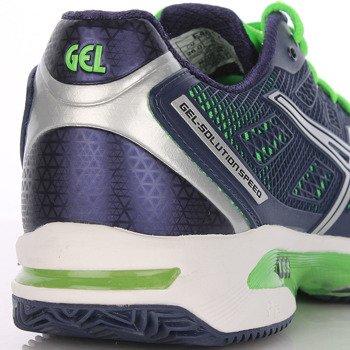 buty tenisowe męskie ASICS GEL-SOLUTION SPEED 2 CLAY / E401Y-5093