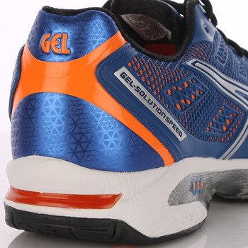 buty tenisowe męskie ASICS GEL-SOLUTION SPEED 2 / E400Y-4230