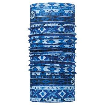 chusta do biegania BUFF ORIGINAL TRIVIT BLUE / 113080.707.10.00