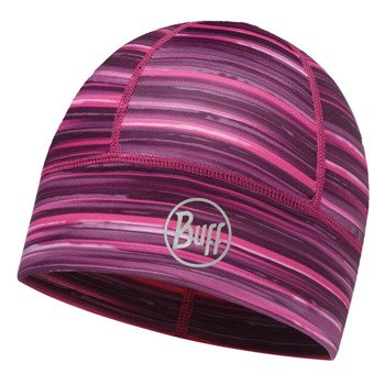 czapka do biegania BUFF XDCS TECH HAT BUFF ALYSSA PINK / 113192.538.10