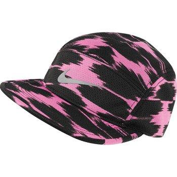 czapka do biegania damska NIKE GRAPHIC AW84 / 643386-667
