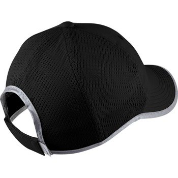czapka do biegania damska NIKE RUN KNIT MESH / 810138-010