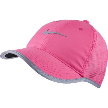 czapka do biegania damska NIKE RUN KNIT MESH / 810138-627