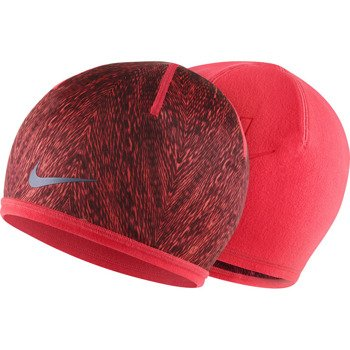 czapka do biegania damska dwustronna NIKE RUN COLD WEATHER / 632297-646