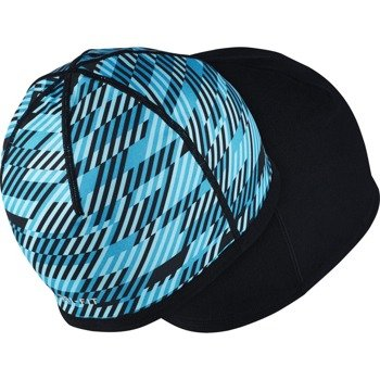 czapka do biegania dwustronna NIKE RUN HAZARD BEANIE / 800689-407