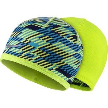 czapka do biegania dwustronna NIKE RUN HAZARD BEANIE / 800689-702