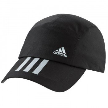 czapka do biegania juniorska ADIDAS RUNNING CLIMAPROOF CAP / G69101