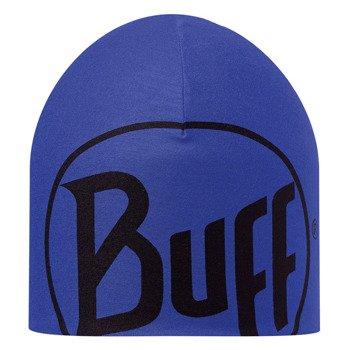 czapka dwustronna do biegania BUFF COOLMAX REVERSIBLE HAT BUFF FLASH LOGO / 111507.117