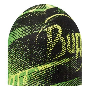 czapka dwustronna do biegania BUFF COOLMAX REVERSIBLE HAT BUFF FLASH LOGO / 111507.117