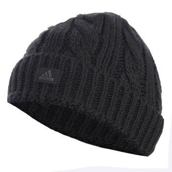 czapka sportowa męska ADIDAS WOOL BEANIE / AB0489