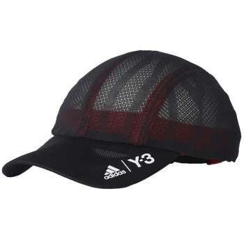 czapka tenisowa ADIDAS ROLAND GARROS Y-3 PLAYER GRAPHIC CAP / AI9027