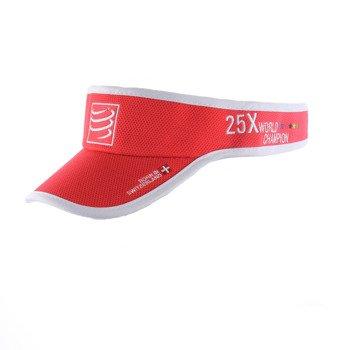 daszek biegowy COMPRESSPORT VISOR CAP 25X WORLD CHAMPION / RACS-0044
