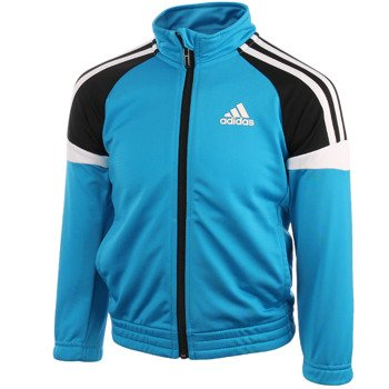 dres tenisowy chłopięcy ADIDAS TRACKSUITS KNITTED TIBERIO KNIT CLOSED HEM / AC3238