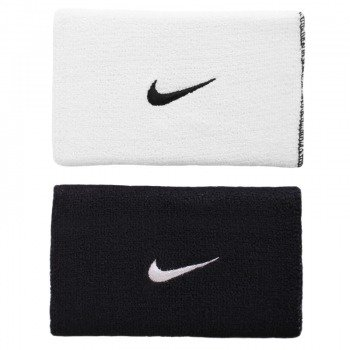 frotki tenisowe NIKE PREMIER HOME & AWAY DOUBLE WIDE WRISTBANDS