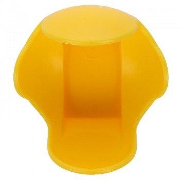 klips do piłki PRO'S PRO żółty