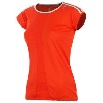 koszulka do biegania damska ADIDAS RESPONSE CAP SLEEVE TEE / M61841