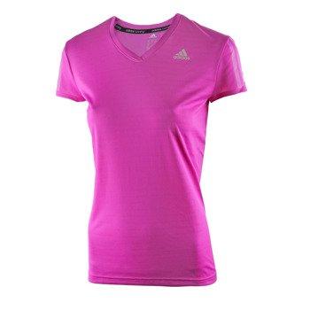 koszulka do biegania damska ADIDAS RESPONSE SHORT SLEEVE TEE / AX6580