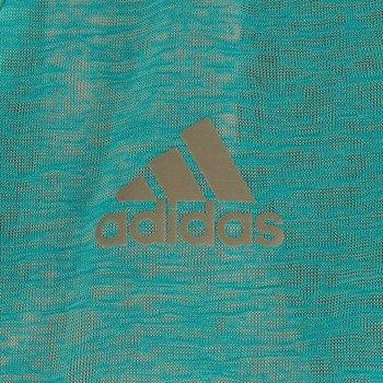 koszulka do biegania damska ADIDAS RUN SHORT SLEEVE LAYER TEE / AH9963