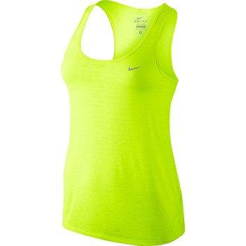 koszulka do biegania damska NIKE DRI FIT TOUCH BREEZE STRIPE TANK / 589030-702