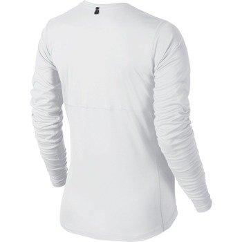 koszulka do biegania damska NIKE MILER LONGSLEEVE / 686904-100