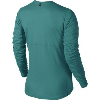 koszulka do biegania damska NIKE MILER LONGSLEEVE / 686904-309