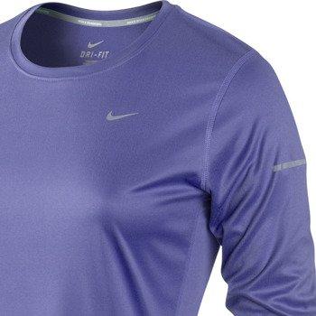 koszulka do biegania damska NIKE MILER LONGSLEEVE TOP / 519833-553