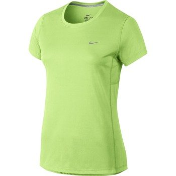 koszulka do biegania damska NIKE MILER SHORTSLEEVE / 686911-342
