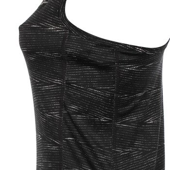 koszulka do biegania damska NIKE PRINTED MILER TANK / 644692-010