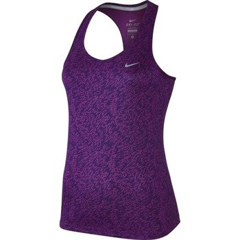 koszulka do biegania damska NIKE PRONTO MILER TANK / 719541-556