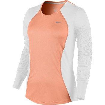 koszulka do biegania damska NIKE RACER LONG SLEEVE / 645445-832