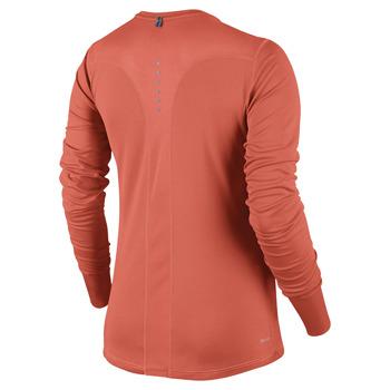 koszulka do biegania damska NIKE RACER LONG SLEEVE / 645445-842