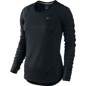 koszulka do biegania damska NIKE RACER LONGSLEEVE TOP / 520278-011